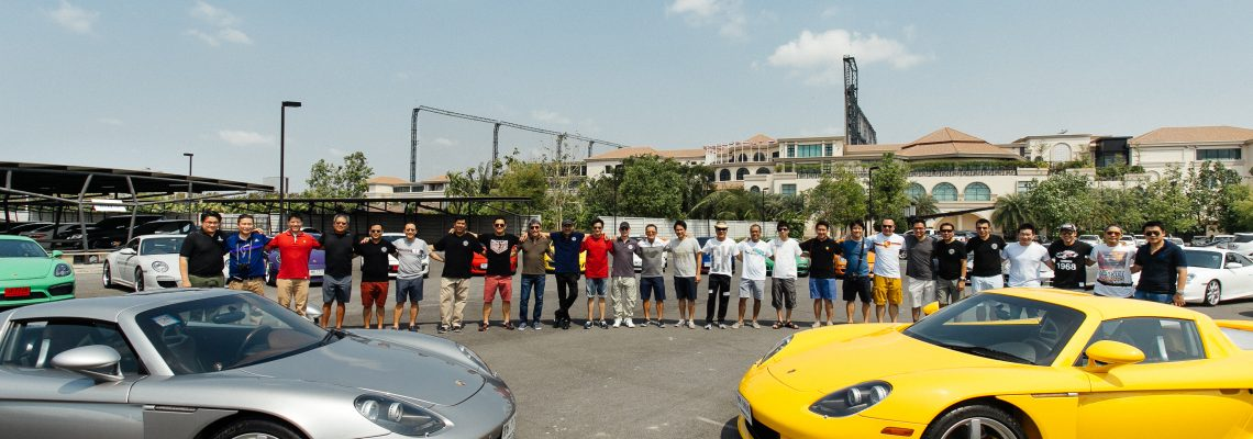 Porsche GT Meet