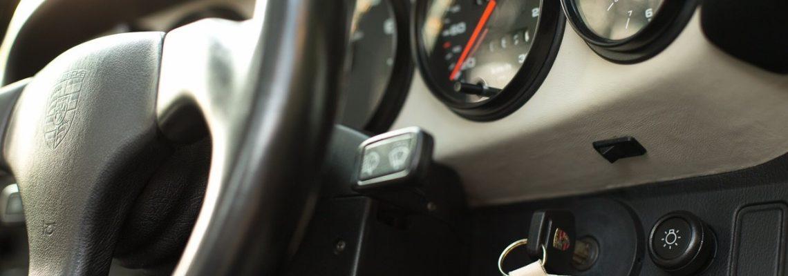 INTERIOR   PORSCHE 964 SPEEDSTER