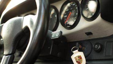 INTERIOR | PORSCHE 964 SPEEDSTER