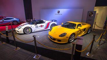 PORSCHE CARRERA GT & 918 SPYDER
