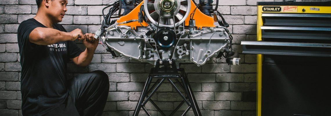 Carrera 3.2 Engine   AUTOHAUS