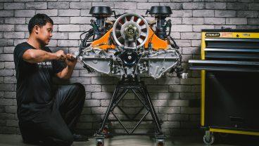 Carrera 3.2 Engine | AUTOHAUS